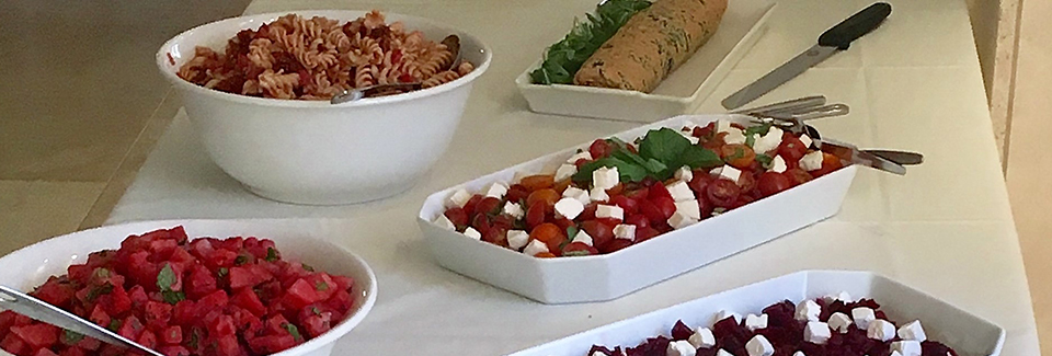 Homemade Tasty Food Cheshire Catering and Caterers